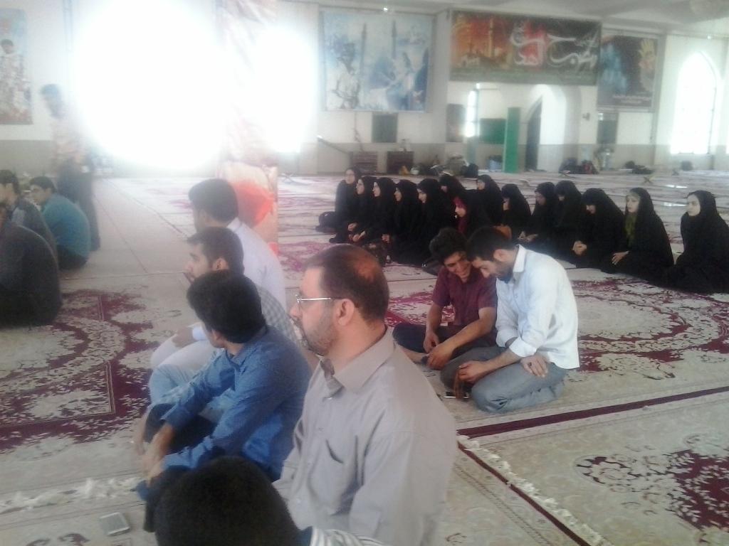 تصاویر اعزام گروه جهادی بسیج دانشگاه آزادیاسوج به  منطقه سادات محمودی